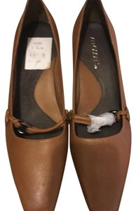Aerosoles Tan Pumps