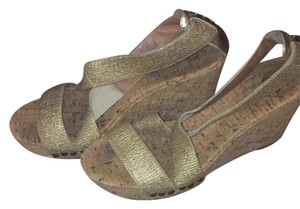 Lucky Brand Gold Wedges