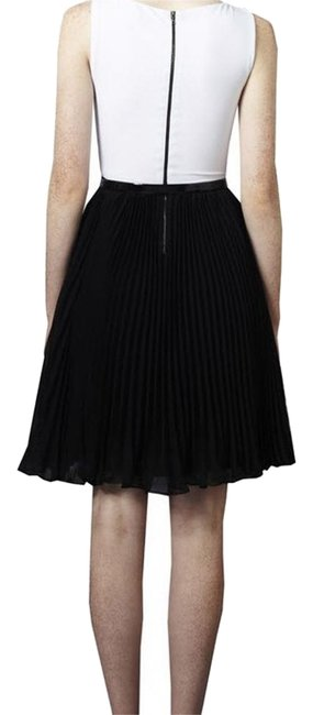 Alice + Olivia short dress Black and White on Tradesy Image 1