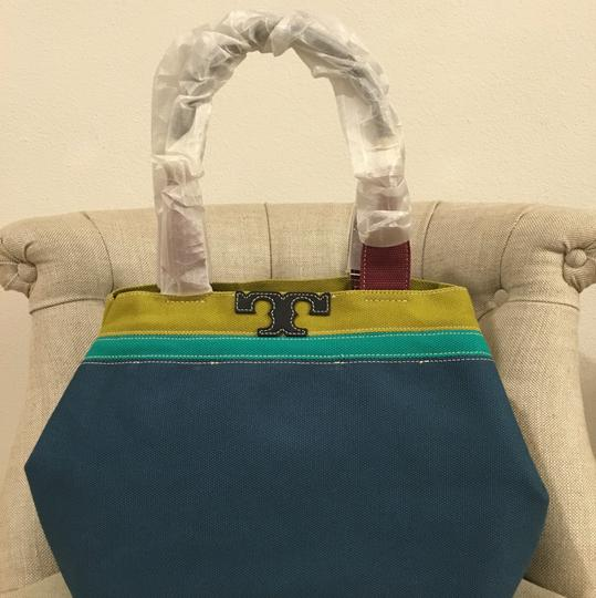 Tory Burch Tote in Blue Jay Image 7