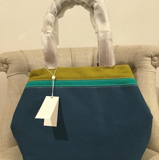 Tory Burch Tote in Blue Jay Image 8