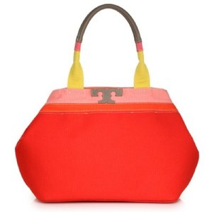 Tory Burch Tote in Vermillion