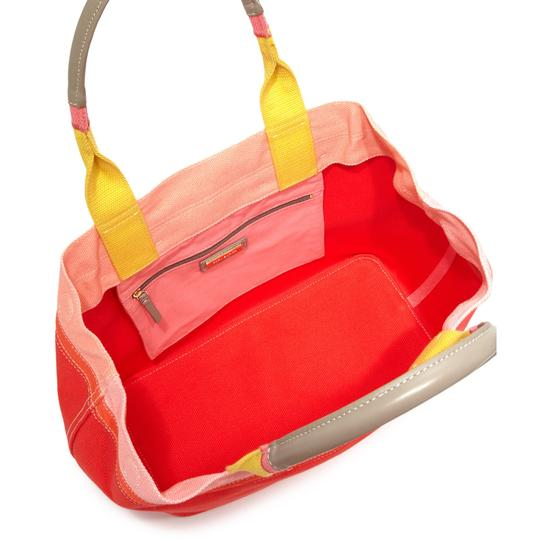 Tory Burch Tote in Vermillion Image 3