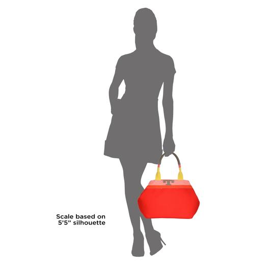 Tory Burch Tote in Vermillion Image 8
