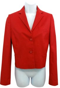 RED Valentino Cotton Jacket Blazer