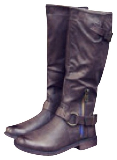 A.X.N.Y Brown Boots