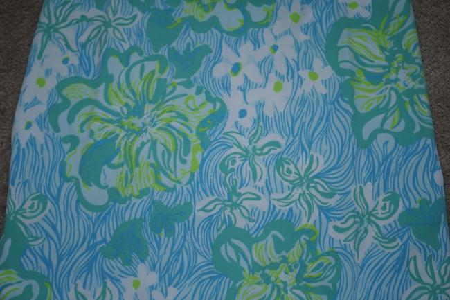 Lilly Pulitzer V-neck Calissa Printed Summer Dress Image 5