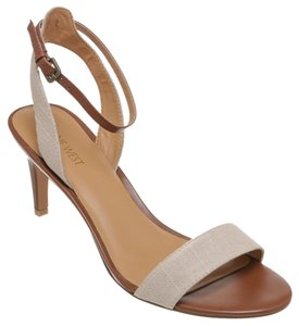 Nine West Cream Sandals