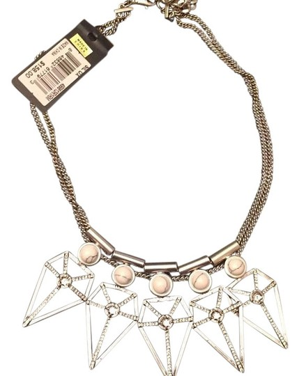 Preload https://img-static.tradesy.com/item/15631648/rebecca-minkoff-silver-499813r1rm-necklace-0-1-540-540.jpg