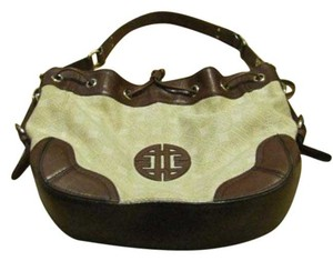 Antonio Melani Monogram Hobo Bag