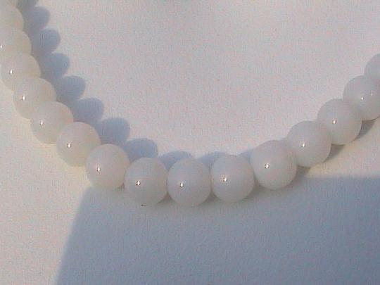 Other White Hetian Jade Necklace