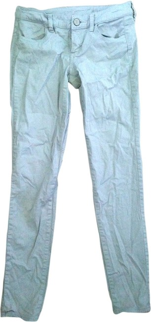 American Eagle Outfitters Skinny Pants Grey