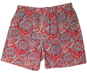 J.McLaughlin New Mens Paisley Swimsuit