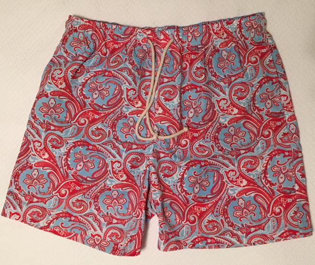 J.McLaughlin New Mens Paisley Swimsuit Image 2