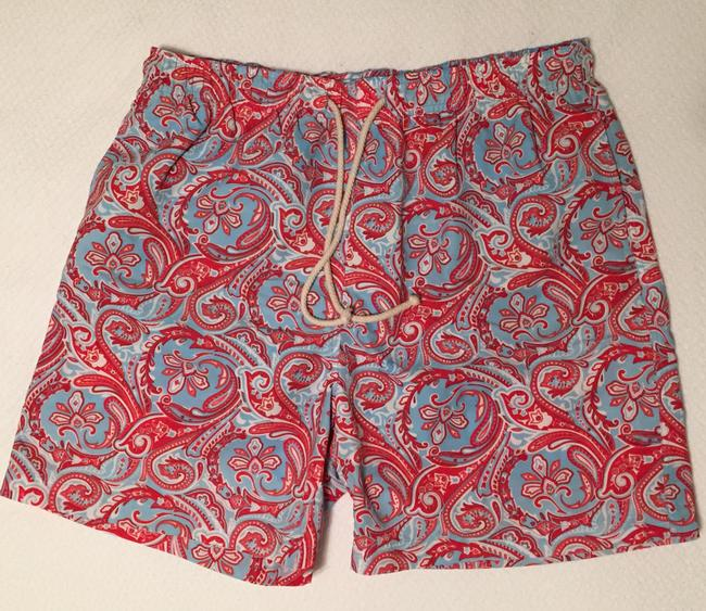 J.McLaughlin New Mens Paisley Swimsuit Image 5