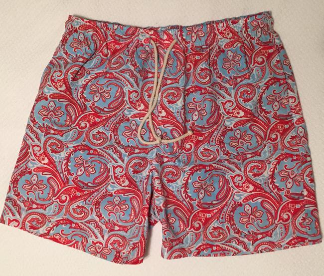 J.McLaughlin New Mens Paisley Swimsuit Image 8