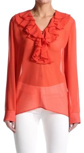 Just Cavalli Top Bright Red