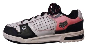 Fox Leather Sporty Pink, White & Black Athletic