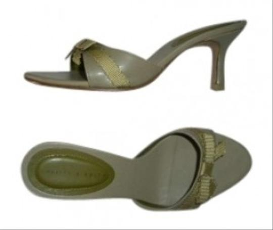 Charles & Keith Green Sandals