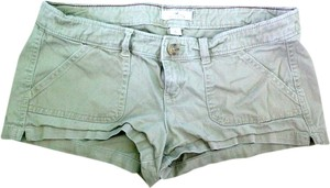 Hollister Mini/Short Shorts Khaki