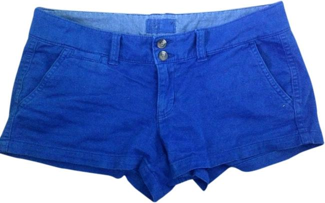 American Eagle Outfitters Mini/Short Shorts Royal Blue