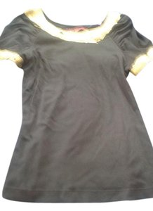 Ribers by Barbara lesser T Shirt black