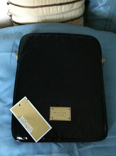 Michael Kors Michael Kors Black iPad Case