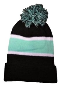 unknown Mint/Black Beanie (Ivysclothing.com)