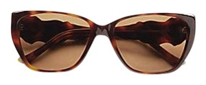 Judith Leiber Reduced high quality , Oversized 57Mm Round Sunglasses, Reduced