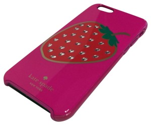 Kate Spade Kate Spade New York iPhone 6/6s Hybrid Hardshell Case Embelished Strawberry