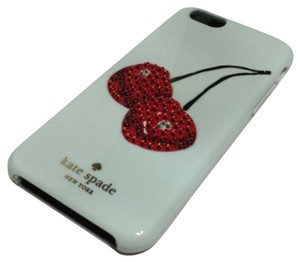 Kate Spade Kate Spade New York iPhone 6/6s Hybrid Hardshell Case Embelished Cherry
