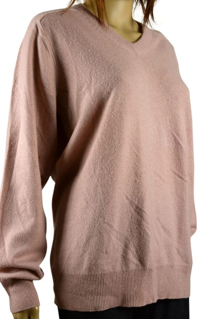 Marc Jacobs Cashmere Oversize Pink Sweater