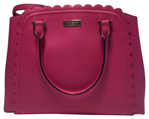 Kate Spade Pink Linzi Sale Clearance Satchel in Sweetheart Pink