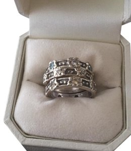 White Gold Diamond Eternity Bands