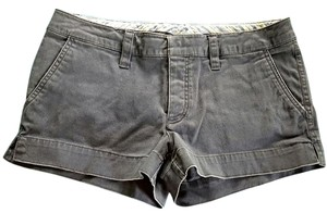 American Eagle Outfitters Mini/Short Shorts Slate Gray/Blue