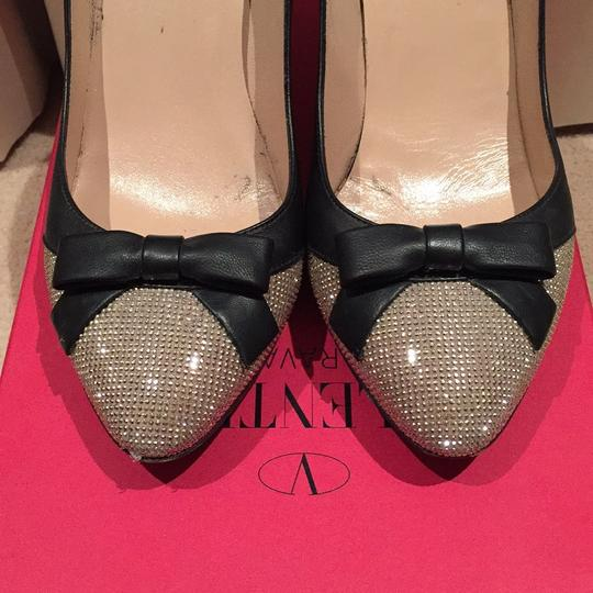 Valentino Black Pumps Image 1