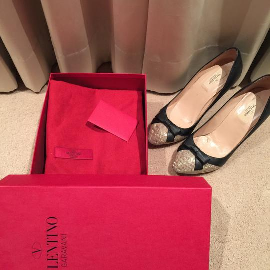 Valentino Black Pumps Image 9