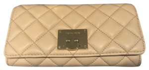 Michael Kors Nude Clutch