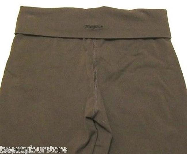 Patagonia Patagonia Serenity Crop - Yoga Gym Active - Roll Down Fold Over Waist - Image 1