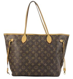 Louis Vuitton Tote Never Full Shoulder Bag