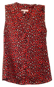 Banana Republic Top Leopard print