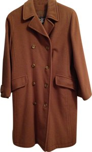 Burberry Vintage Lambswool Trench Perfect Condition Trench Coat