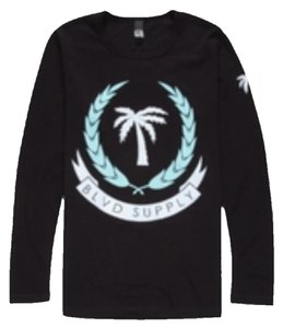 BLVD Ivysclothing.com Winter Thermal Men Black/Mint/White Jacket