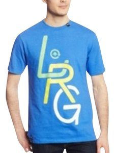 LRG Ivysclothing.com Mens T Shirt Blue