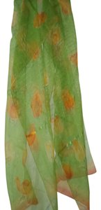 Other Sheer Italy Poly Chiffon Scarf