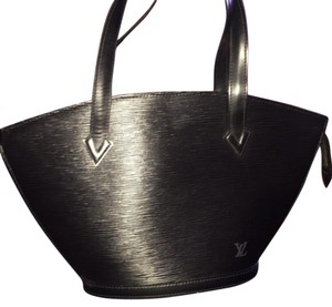 Louis Vuitton Tote Tote in Black