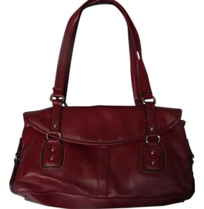 Relic Maroon Purse Shoulder Bag