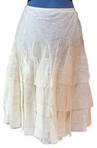 Ralph Lauren Skirt Cream