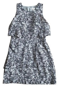 J.Crew short dress White, Navy, Gray and Black Wedding Work Summer Spring Two Piece on Tradesy