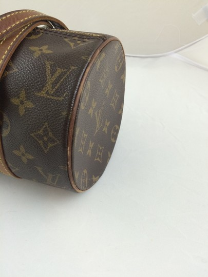 Louis Vuitton Papillon Canvas Speedy Satchel in Mongrammed Canvas